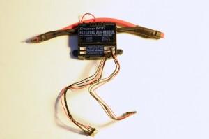 Graupner Telemetry Modul